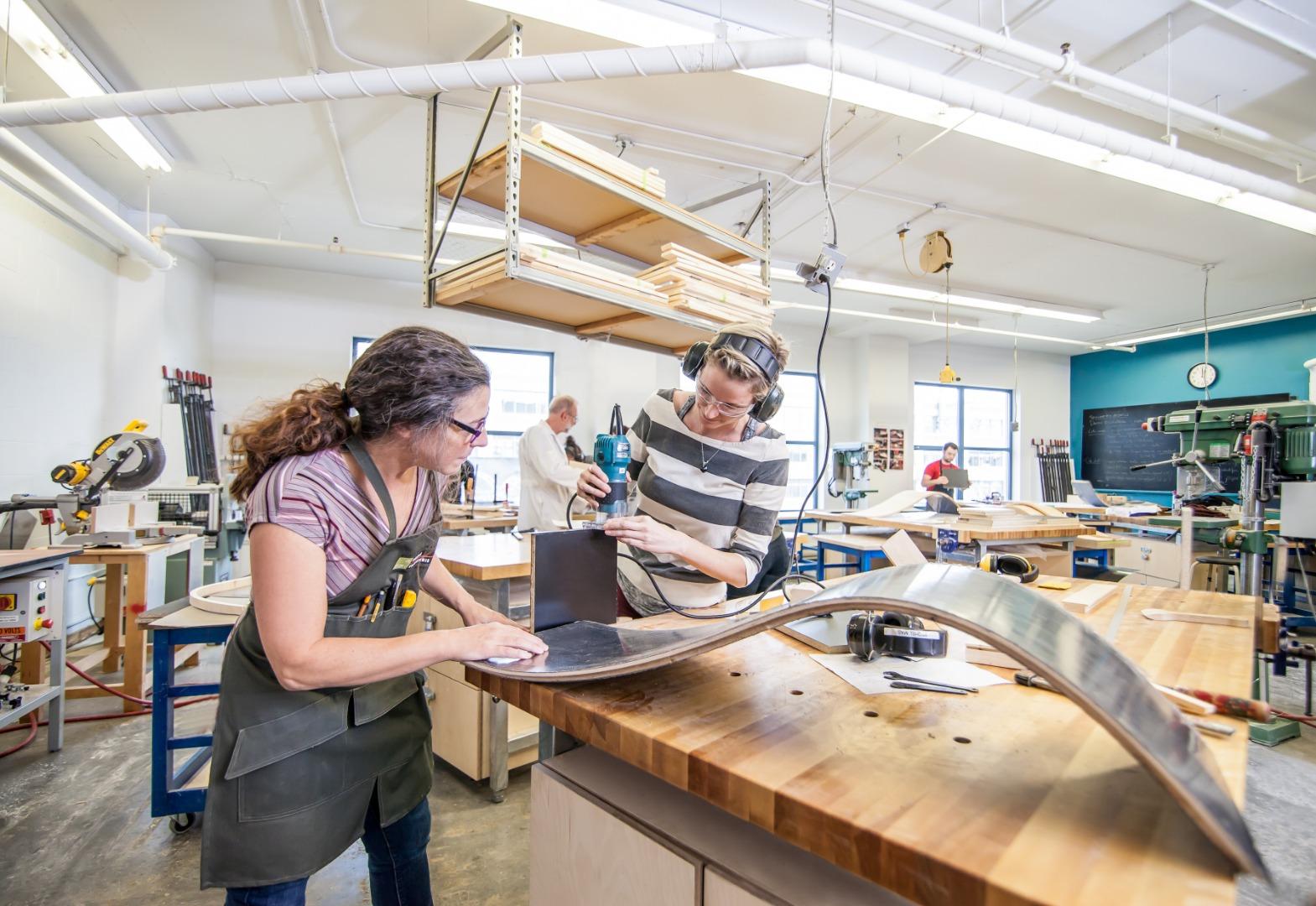 Formation Menuiserie D Art formation : techniques du meuble et d'ébénisterie